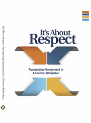 It's About Respect: Recognizing Harassment In A Diverse Workplace (DVD) (English)