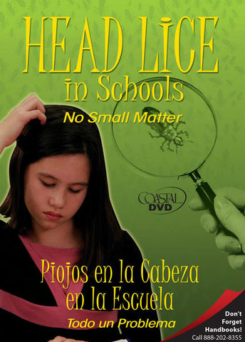 Head Lice In Schools: No Small Matter (Handbook) (English)