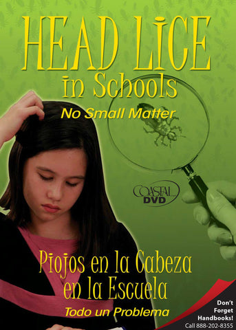 Head Lice In Schools: No Small Matter (DVD) (Spanish)