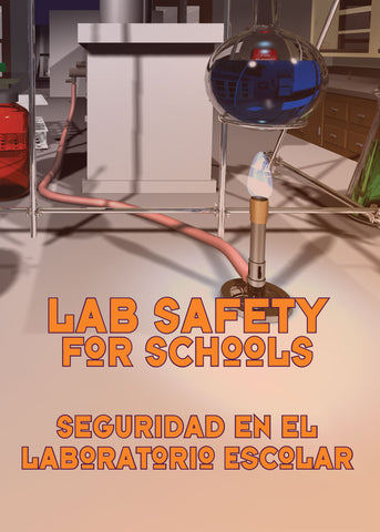 Lab Safety For Schools (DVD) (Spanish)