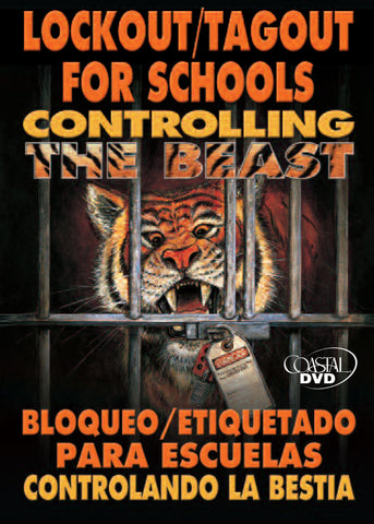 Lockout/Tagout For Schools: Controlling The Beast (DVD) (Spanish)