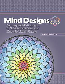 Mind Designs Book and CD by Angela Troppa, LCSW