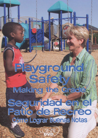 Playground Safety: Making The Grade (DVD) (Spanish)