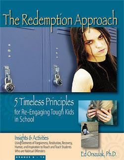 Redemption Approach by Ed Orszulak Ph.D.