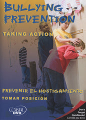 Bullying Prevention: Taking Action (DVD) (Spanish)