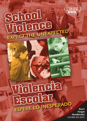 School Violence: Expect The Unexpected (DVD) (Spanish)