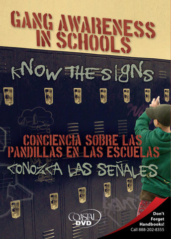 Gang Awareness In Schools: Know The Signs (Handbook) (English)
