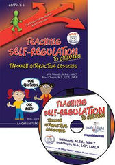 Teaching Self-Regulation to Children Through Interactive Lessons CD by Will Moody & Brad Chapin