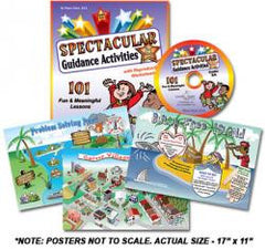 Spectacular Guidance Book, CD and Poster Set by Diane Senn, Ed.S., NBCT