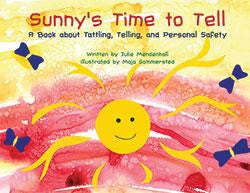 Sunny's Time to Tell by Julie Mendenhall