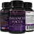 Enhanced Focus, Premier Brain Support – Natural Formula to Boost Focus & Memory