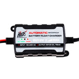 Battery Charger Maintainer 6V 12V Amp Volt Trickle RV Car Truck Motorcycle Mower - thealphpmoto