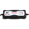 7 Stage 12v Automatic Motorcycle Car Truck Vehicles ATV Moto Smart Battery Charger Tender Maintainer - ALPHA MOTO