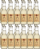 Case of Three Cents Ginger Beer 24x200ml