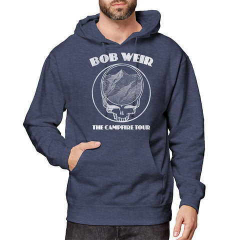 The Campfire Tour Pullover Hoody-Bob Weir