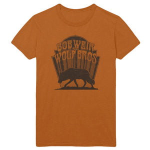 Bob Weir & Wolf Brothers Prowler Tee