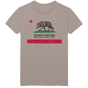 Bob Weir & Wolf Brothers California Event Tee