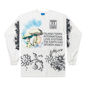 Earth Has Spoken Longsleeve