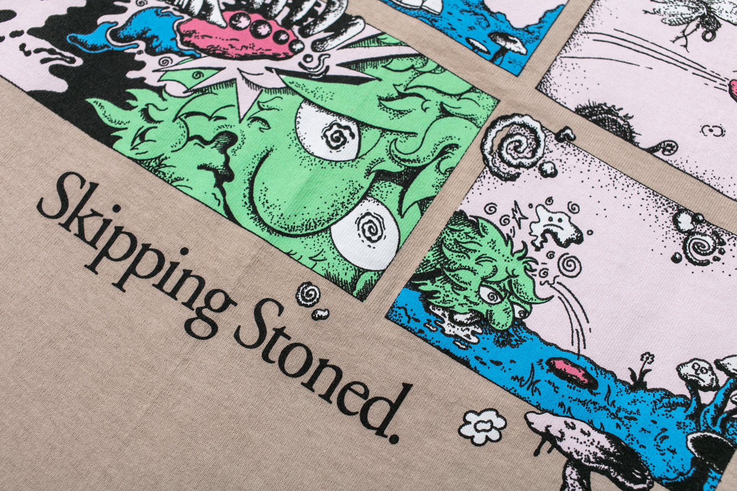 Skipping Stoned T-Shirt