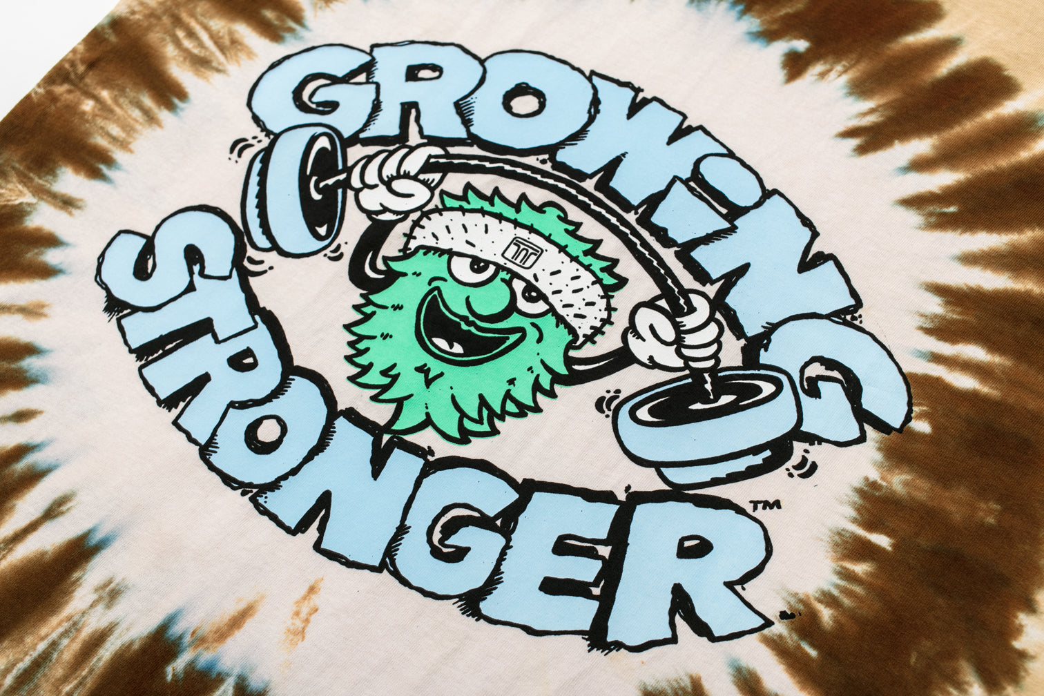 Growing Stronger T-Shirt