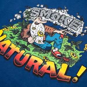 Smoke Natural T-Shirt