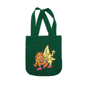 Best Buds Carry-All Heavy Cotton Tote Bag