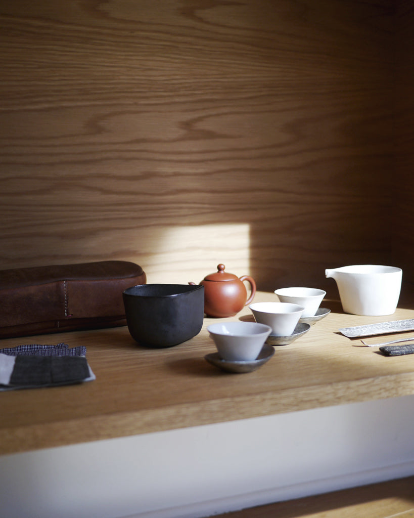 Masanobu Ando Travel Tea Set