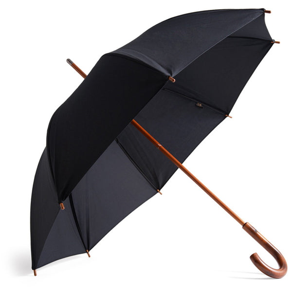 Cotton Umbrella - Black