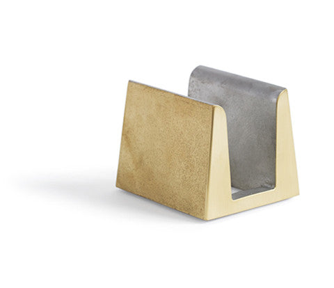 Brass Chopping Board Holder