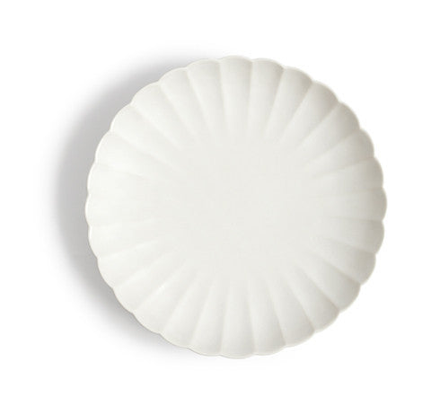 Chrysanthemum Plate - Large