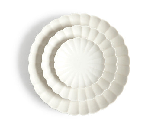Chrysanthemum Plate Set