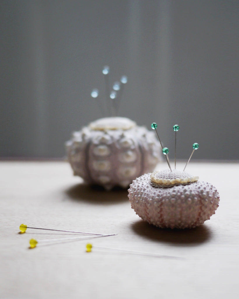Nobuko Yuki Sea Urchin Pincushion - Small