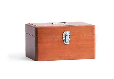 Tsuga Wood First Aid Box