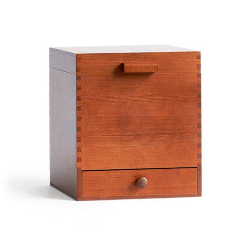 Tsuga Wood Vanity Box