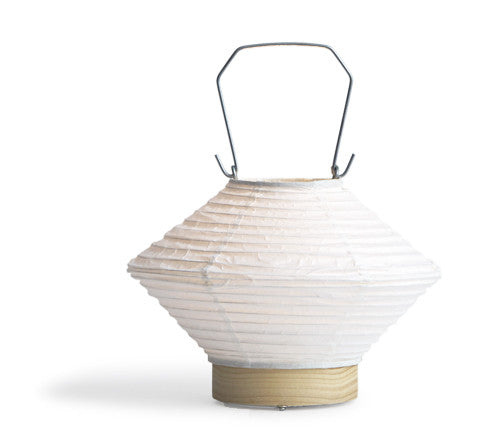 Washi Paper Lantern - Hishi (Diamond)
