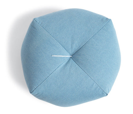 Denim Pillow -