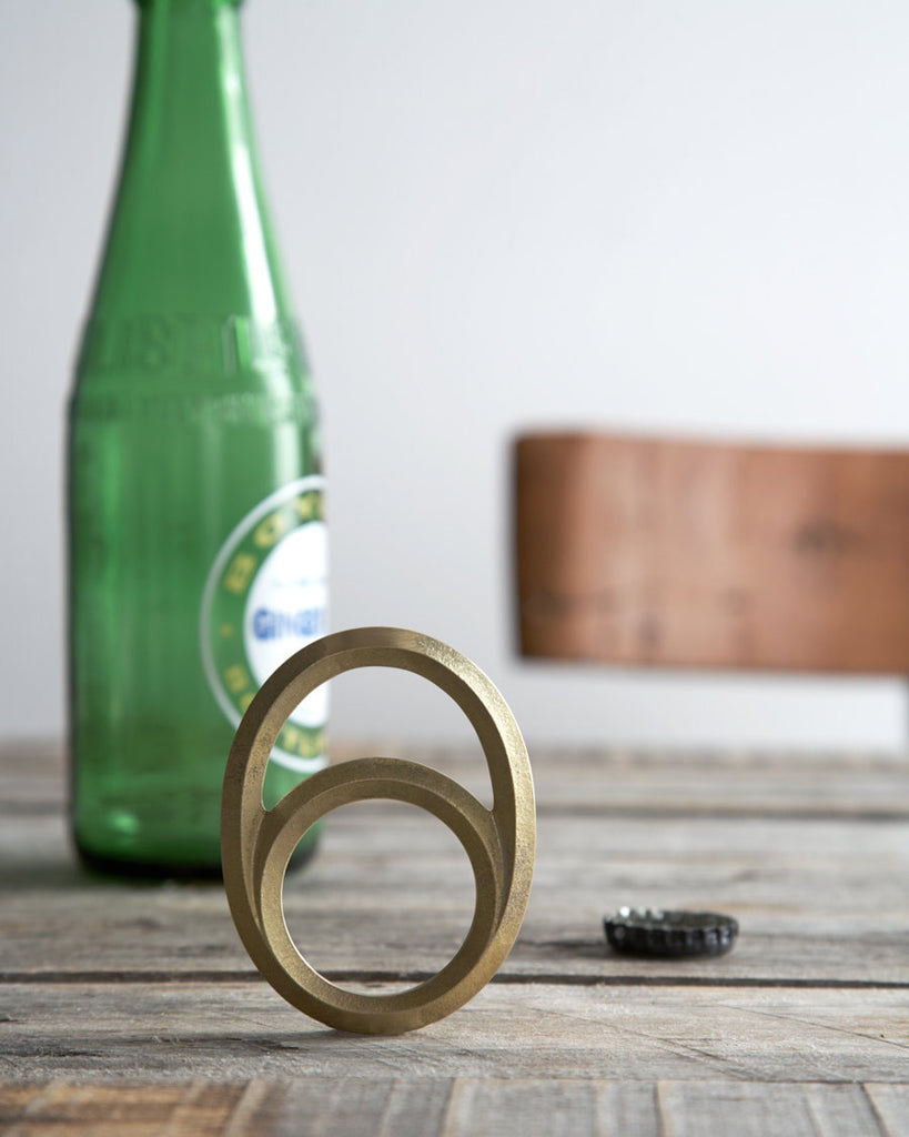 Futagami Brass Bottle Opener - Eclipse