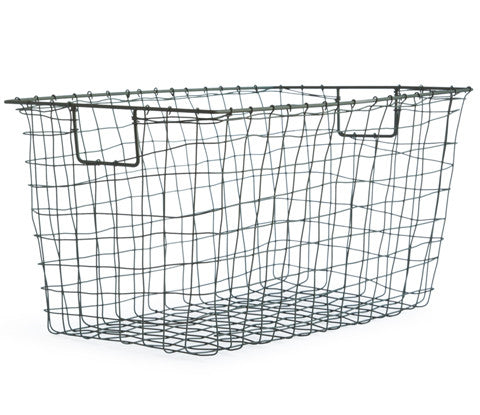 Mesh Wire Basket - Large