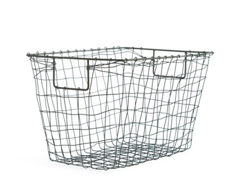 Mesh Wire Basket - Medium