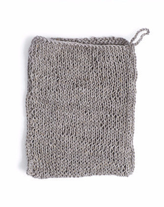 Knitted Wash Cloth