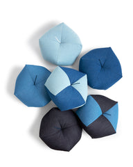 Nalata Nalata Denim Pillow -