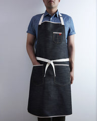 Hedley and Bennett Denim Apron - Benjamin (OUT OF STOCK)