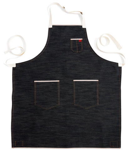 Denim Apron - Benjamin (OUT OF STOCK)