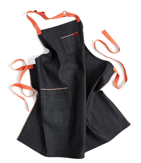 Denim Apron - Nalata Nalata Exclusive (OUT OF STOCK)
