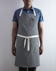 Hedley and Bennett Denim Apron - Hickory