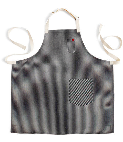 Denim Apron - Hickory