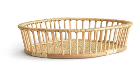 Rattan Basket - Low