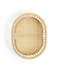 Hairu Rattan Basket - Low