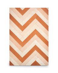 Hender Scheme Herringbone Leather Rug (OUT OF STOCK)