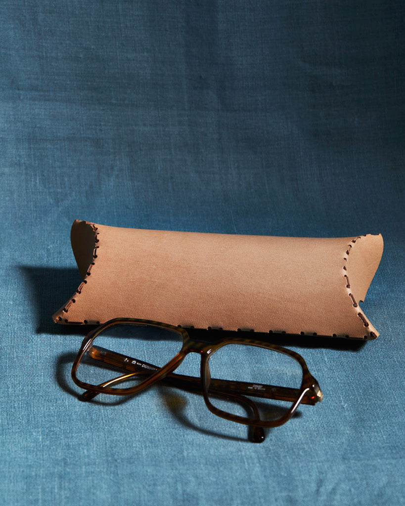 Hender Scheme Leather Glasses Case (OUT OF STOCK)